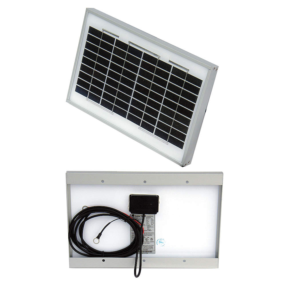 5 Watt 12 Volt DC Polycrystalline Solar Panel PV Module